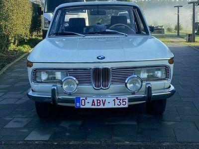 gebraucht BMW 2000 Alle Dokumente der alten Zulassun...