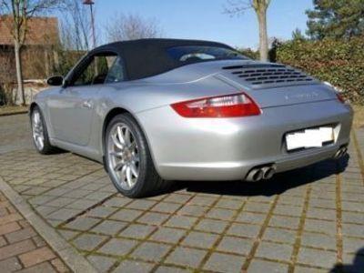gebraucht Porsche 911 Carrera S Cabriolet BOSE,NAVI,XENON