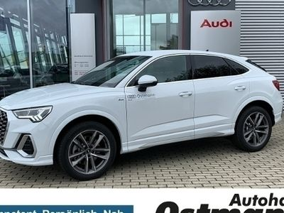 gebraucht Audi Q3 Sportback 45 TFSI quattro S tronic S line LED