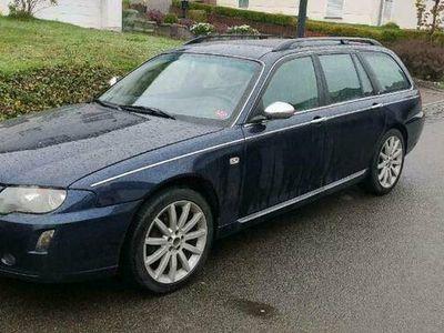 gebraucht Rover 75 Tourer Celeste fast Vollausstattu...