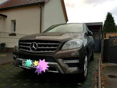 używany Mercedes ML350 Euro 6