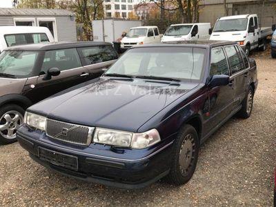gebraucht Volvo 960 2.5-24V .. Automatik .. Leder .. Klima !