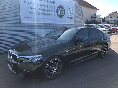 käytetty BMW 530 M-Sportpaket HUD LED ACC Navi Keyless Parklenkass. Fernlichtass.