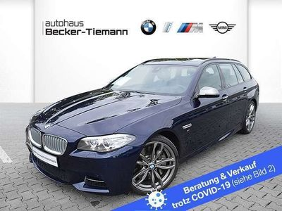 gebraucht BMW M5 50d xDrive Touring SAG HUD AHK Driv.Ass.+,GSHD 4xS