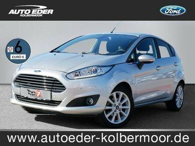 gebraucht Ford Fiesta 1.0 Titanium StartStopp EURO 6