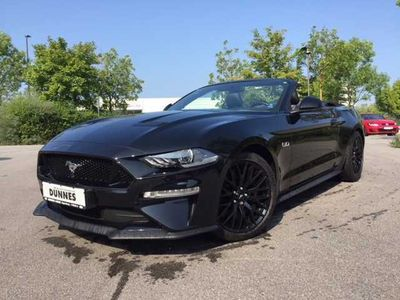 gebraucht Ford Mustang GT Cabrio 5.0 Ti-VCT V8 Automatik
