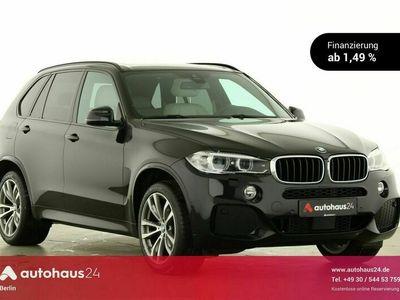 gebraucht BMW X5 xDrive35i M-Paket Pano<Navi Cam Sitzhzg