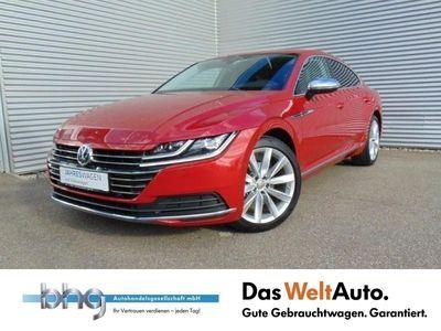 gebraucht VW Arteon Elegance 2.0TFSI DSG Leder Assist LED