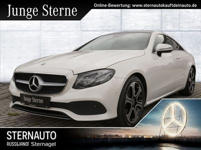 gebraucht Mercedes E350 Coupé