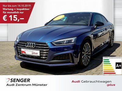 gebraucht Audi A5 Coupé sport 3.0 TDI 160 KW (218 PS) 7-St.Automatik