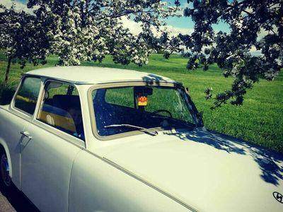 gebraucht Trabant 601 im absoluten Originalzustand!