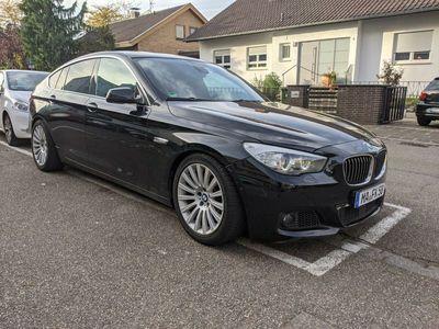 gebraucht BMW 550 Gran Turismo M-Paket, Vollausstattung, Folie als Limousine in Mannheim