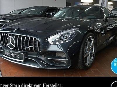 gebraucht Mercedes AMG GT Cp. Pano Burmester COMAND LED Keyl-GO PTS