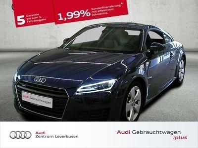 gebraucht Audi TT Coupe 2.0 TFSI quattro S line TRON NAVI SHZ - Klima,Xenon,Sitzheizung,Alu,Servo,