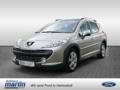 gebraucht Peugeot 207 Sport 120 KLIMAAUTOMATIK PANORAMADACH