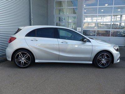 gebraucht Mercedes A180 d-Licht & Sicht Paket-AMG-Night Paket-PTS