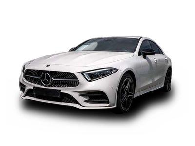 gebraucht Mercedes CLS450 4M AMG-Sport/Comand/Wide/SHD/Night/360