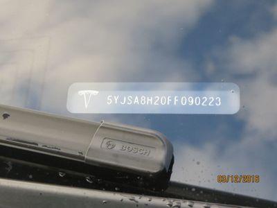 gebraucht Tesla Model S 85D, Allrad, Vollausstattung, Leder
