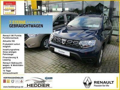 gebraucht Dacia Duster Deal TCe100-Eco-G*inkl. LPG Flüssiggasanl