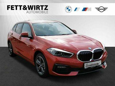 gebraucht BMW 120 d xDrive Hatch