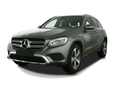 gebraucht Mercedes GLC220 d 4Matic Exclusive LED Panorama AHK Navi