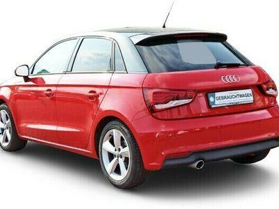 gebraucht Audi A1 Sportback A1 design BLUETOOTH KLIMAAUTO SITZHZG