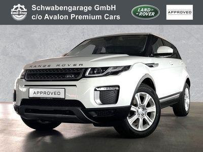 gebraucht Land Rover Range Rover evoque TD4 SE *Navi*Xenon*