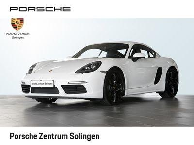 gebraucht Porsche 718 Cayman 20'' Zoll Sportabgas Tempolimitanzeige