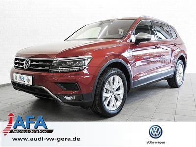 gebraucht VW Tiguan Allspace 2,0 TDI Highline 4M DSG AHK*Act.Info*LED