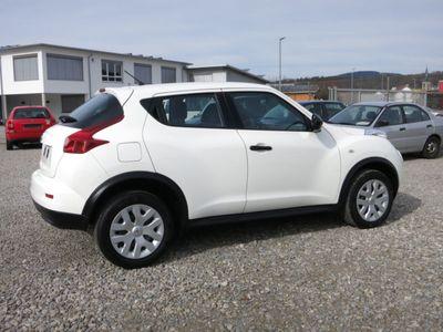 gebraucht Nissan Juke 1.6 Acenta **orig.42tkm**1.Hand**