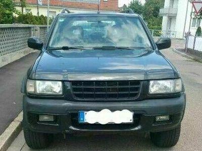 gebraucht Opel Frontera 3,2 LPG Prinz AHK. Klima 4EFH