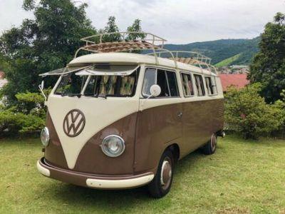gebraucht VW T1 Camper Winker (Selte )Vollrestauration inkl Tüv&H Startklar
