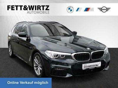gebraucht BMW 530 d xDrive M-Sport