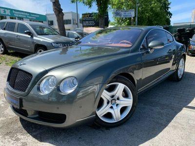 gebraucht Bentley Continental GT /Xenon/Navi/Massage/Leder/Sitzh