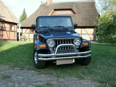 gebraucht Jeep Wrangler 4.0 Sport