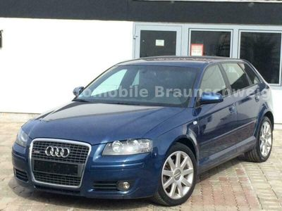 gebraucht Audi A3 Sportback 2.0 TDI S line*Xenon*Standheizung*