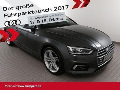 gebraucht Audi A5 A5 Coupé 2.0 TDI sport S tronic (Navi Xenon)