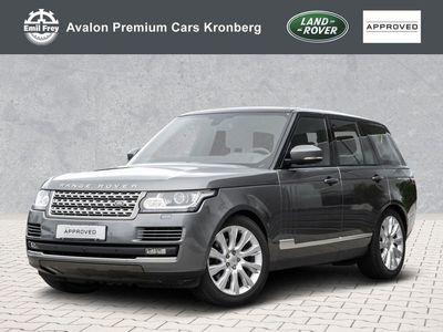 gebraucht Land Rover Range Rover TDV6 Vogue