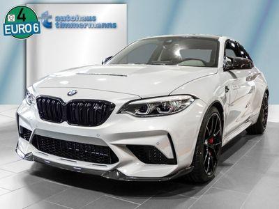 gebraucht BMW M2 CS M DKG Navi Prof. M Drivers Package PDC