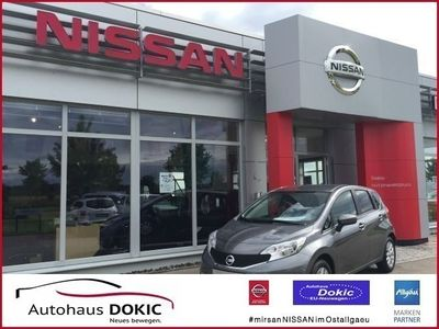 gebraucht Nissan Note 1.2i Acenta 80PS, BT, Isofix, Tempomat, AC