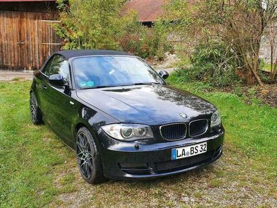 gebraucht BMW 123 Cabriolet dA