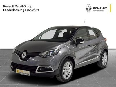 gebraucht Renault Captur LUXE ENERGY 1.5 dCi 90 eco² Klimaautomatik, Navig