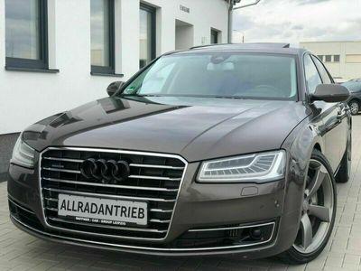 gebraucht Audi A8 4.2 TDI quattro Matrix-21 Zoll-Standheizung