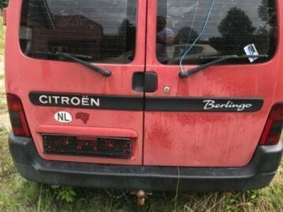 gebraucht Citroën Berlingo 1.9 D X