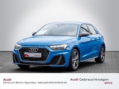 gebraucht Audi A1 Sportback 40TFSI*2x S line*S tronic *LED*DAB*