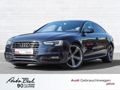 gebraucht Audi A5 Sportback S line 2.0TDI multitronic Navi GRA