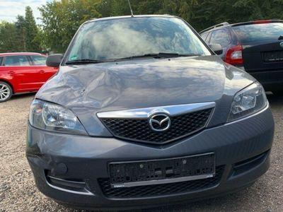 gebraucht Mazda 2 Lim. 1.4 Exclusive *KLIMA*1.HAND*115000KM
