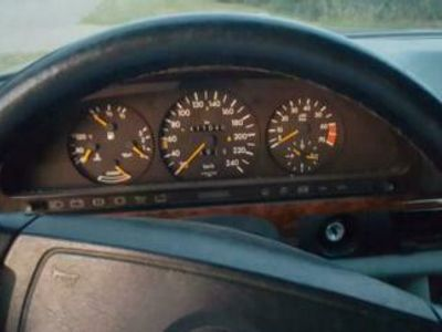 używany Mercedes 420 Sehr schöner Mercedes W126