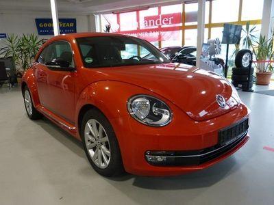 gebraucht VW Beetle Club BMT