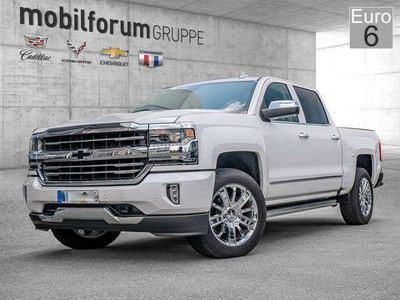 gebraucht Chevrolet Silverado 4x4 6.2 V8 High Country NAVI LED